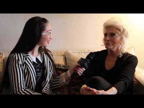 JUDY COLLINS and ARI HEST talk Tour & new songs w/ PAVLINA in NYC