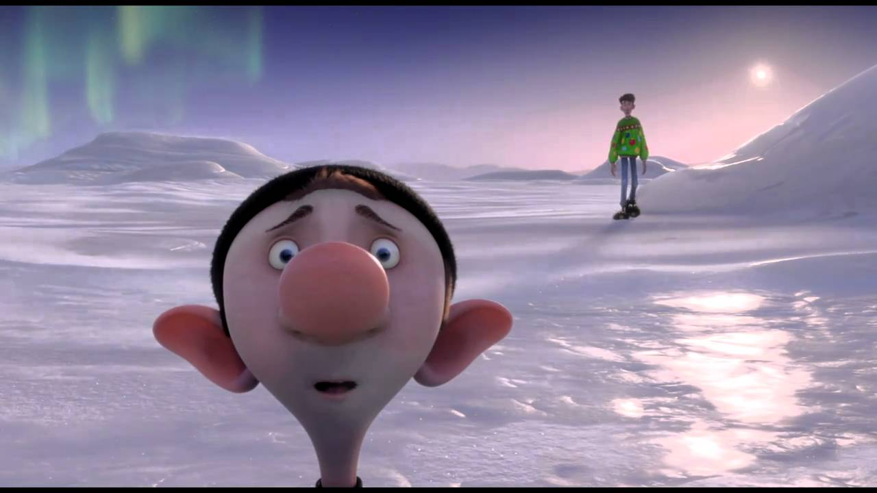 Arthur Christmas   trailer #1 US (2011) Aardman 3D - YouTube