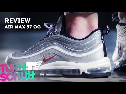 Nike Air Max 97 OG QS | Review