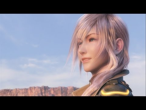 Final Fantasy 13 All Movie Cutscenes[HD 720p]