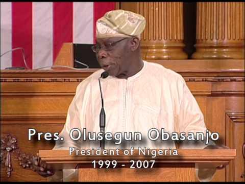Download Milwaukee welcomes President Olusegun Obasanjo from Nigeria