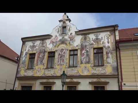 Kutna Hora - Włoski Dwór - Italian Court - Hrádek - UNESCO - Czechy