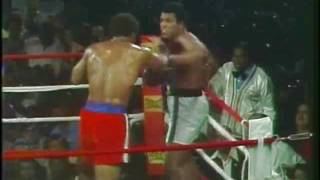 """Muhammad Ali vs George Foreman """"The Rumble in the Jungle"""" HD by sommi"""