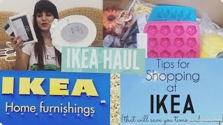 Ikea haul | My shopping in Ikea India | Do's & Dont's while shopping in Ikea | Tips of shopping