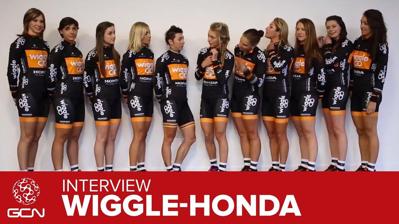 Team Wiggle-Honda 2013 Objectives - YouTube
