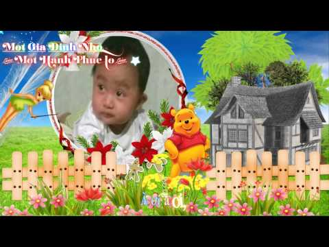 [Video Liric] Một Gia Đình Nhỏ - Một Hạnh Phúc To - Nhật-Tinh-Anh-Khánh-Ngọc-Bé-Triệu-Vy