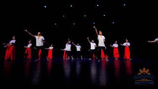 TAMU PhilSA Cultural Dance (Binasuan) // Goodphil 2018 [Front Row]