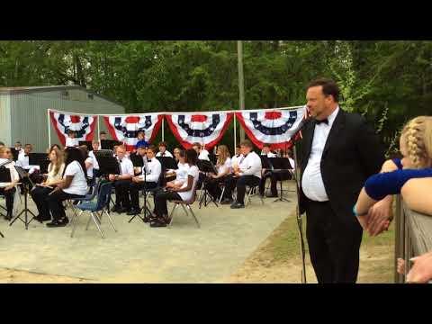 Crosscreek Charter School Middle School Concert