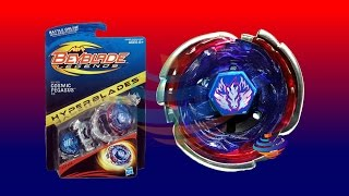 Beyblade Legends Hyperblades Cosmic Pegasus F:D- BB-105 Unboxing Review Giveaway Exp Aug 29 (CLOSED)