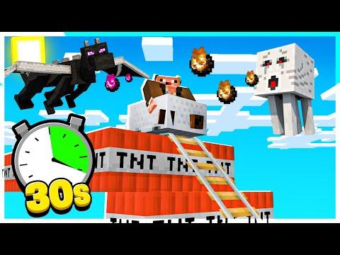 MINECRAFT MA OGNI 30 SECONDI ESPLODO!! - Minecraft ITA