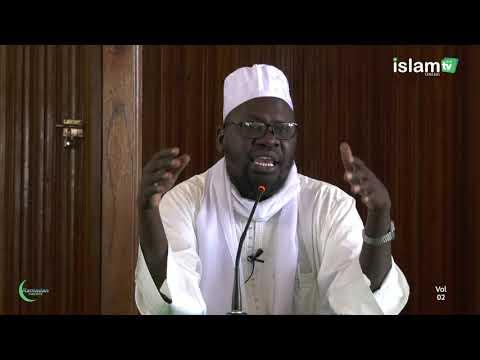 Conférence : Le WAQF Islamique Nécessité , Pertinence et forme vol (02) Dr Alioune Gueye HA