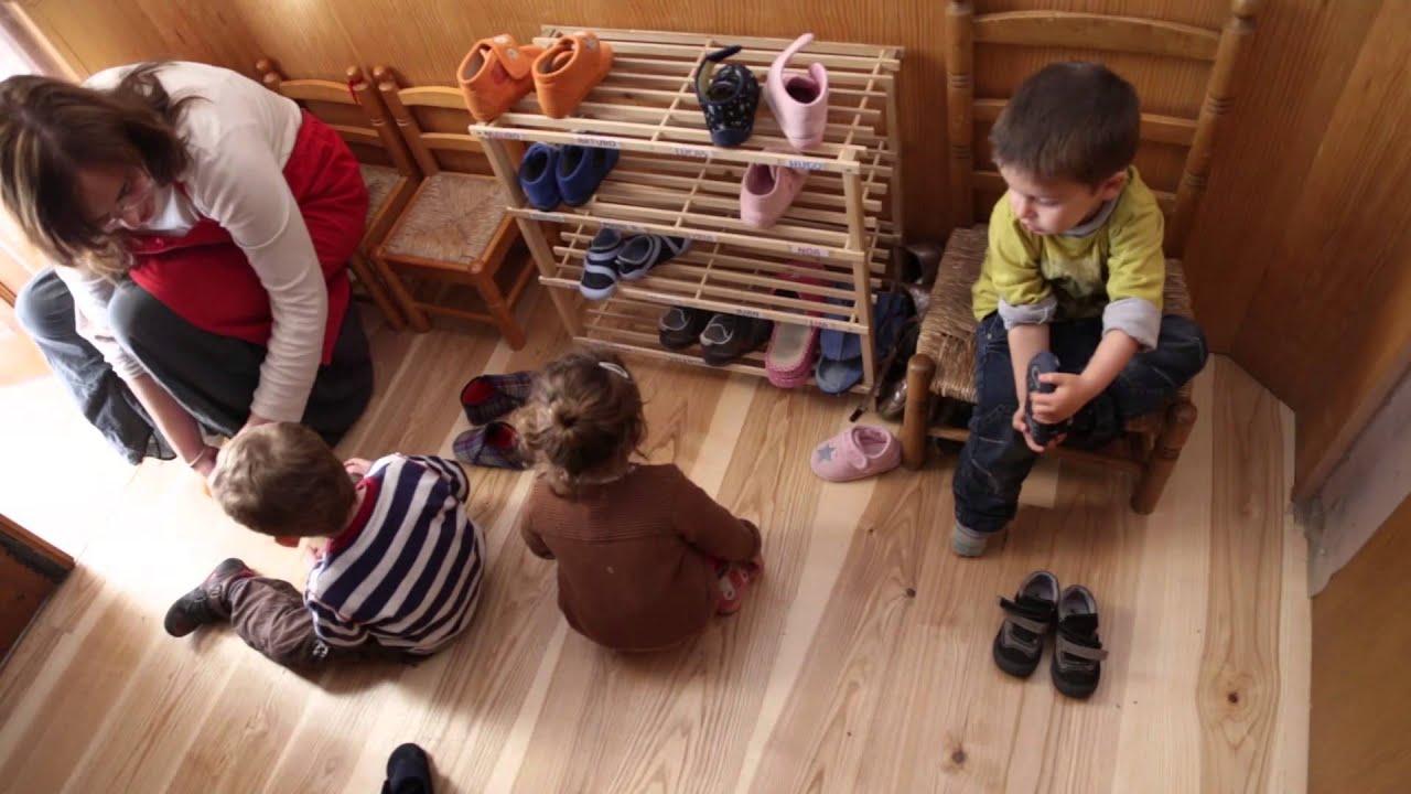 Aula Infantil 1 2 aos Escuela Waldorf Alicante  YouTube