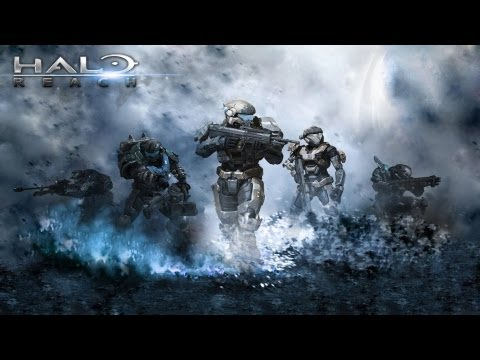 Halo: Reach \ Gameplay on Legendary - Part 1: Winter Contingency