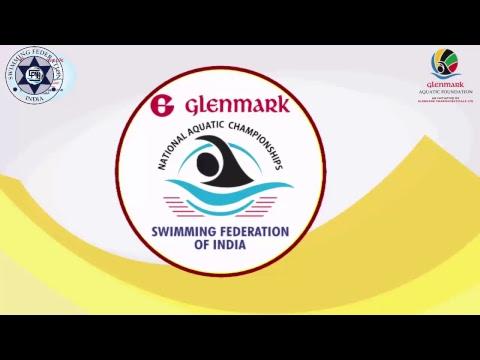 71st Glenmark Senior National Aquatic Championships 2017
