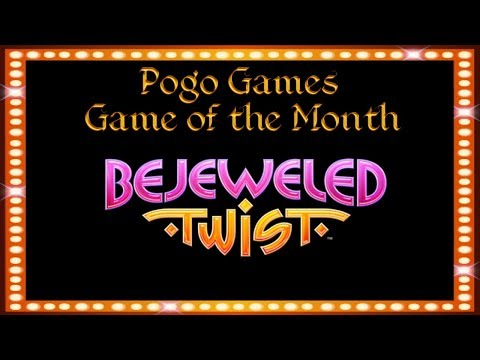 Pogo Games ~ Bejeweled Twist - Game of the Month Special