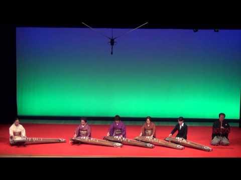 【箏曲】宮城道雄「千鳥の曲」   by aknjo