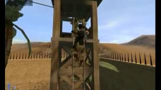 igi 2 covert strike 9th mission prison escape