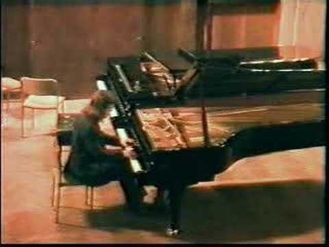 RUSLAN SVIRIDOV - Rachmaninov. Piano Sonata no. 2: mov. 3.