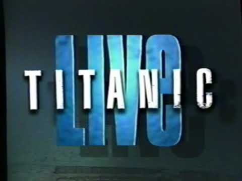 Discovery Channel Video - TITANIC LIVE | VHS rip | 1998