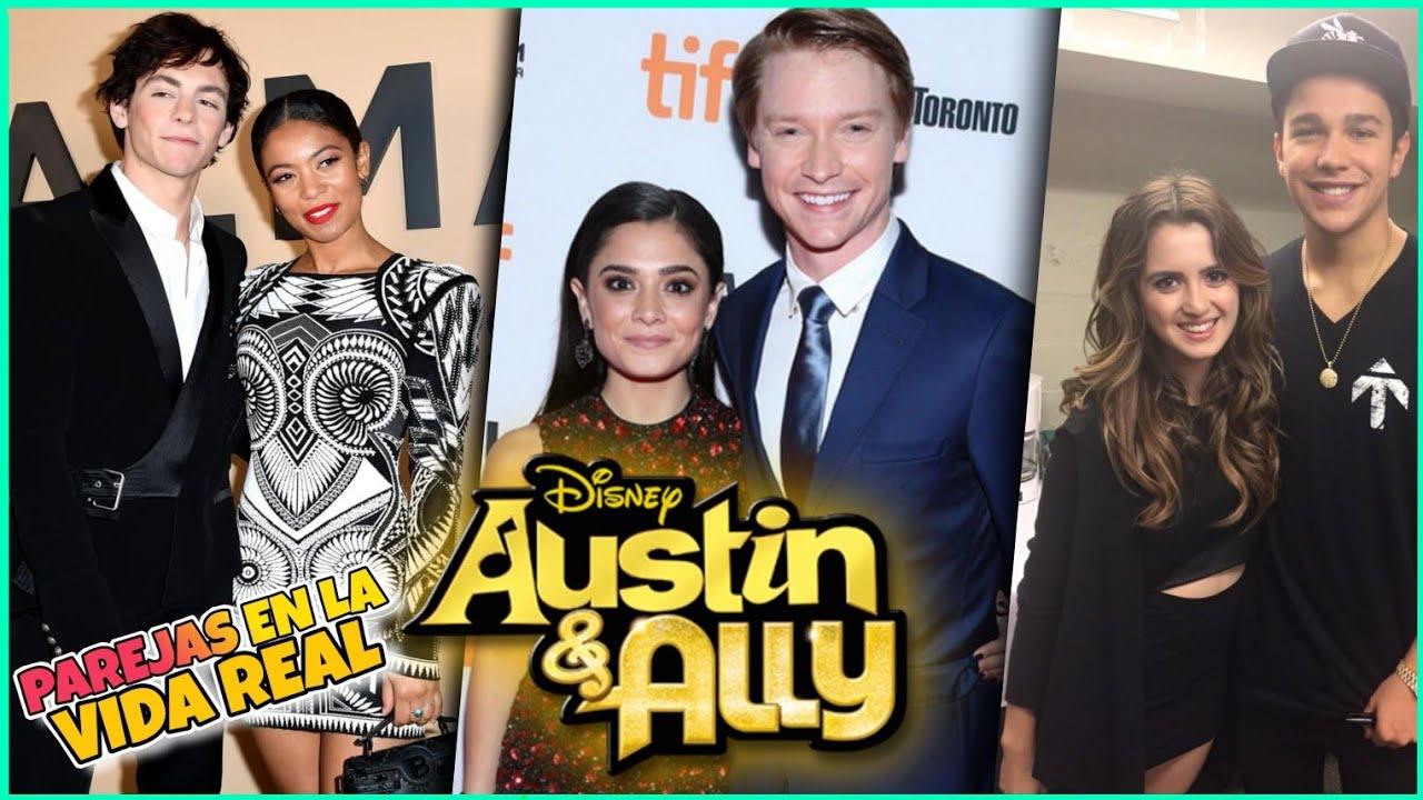 Austin Ally Parejas De Sus Protagonistas En La Vida Real Youtube
