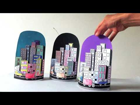 3D PAPER CITY