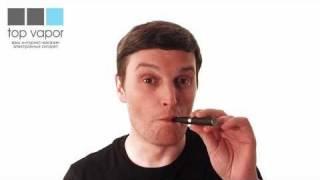 Обзор электронной сигареты Joye eGo и заправка картриджа(http://www.topvapor.ru Используйте промо-код YOUTUBE при оформлении покупок на www.topvapor.ru и получите 10% скидку!! Описание..., 2011-03-08T17:39:51.000Z)