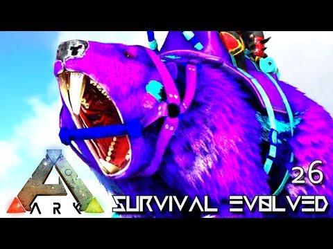 ARK: SURVIVAL EVOLVED - FABLED CASTOROIDES & GACHA FARMING !!! | PRIMAL FEAR ISO CRYSTAL ISLES E26