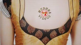 new model blouse design ( DIY)  || latest blouse designs