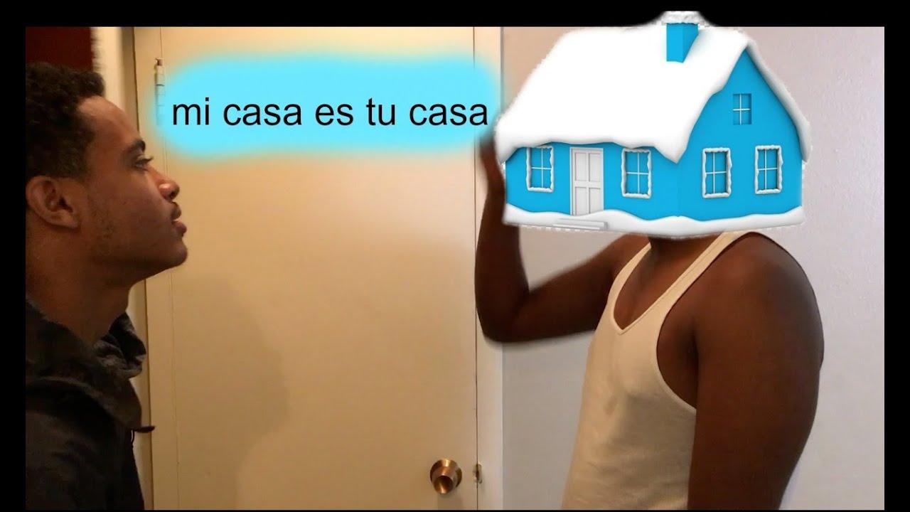 Mi casa es tu casa youtube for Tu casa es mi casa online