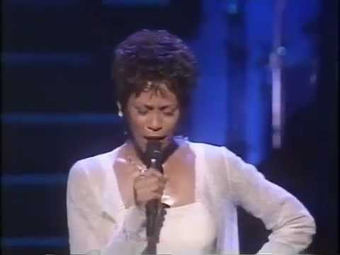 Whitney Houston - Dionne Warwick Medley