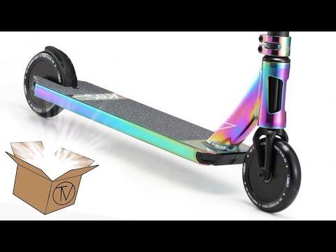 Envy KOS Heist S4 - Unboxing │ The Vault Pro Scooters