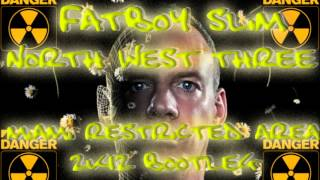 Fatboy Slim - North West Three (Miami Restricted Area 2k12 Bootleg)