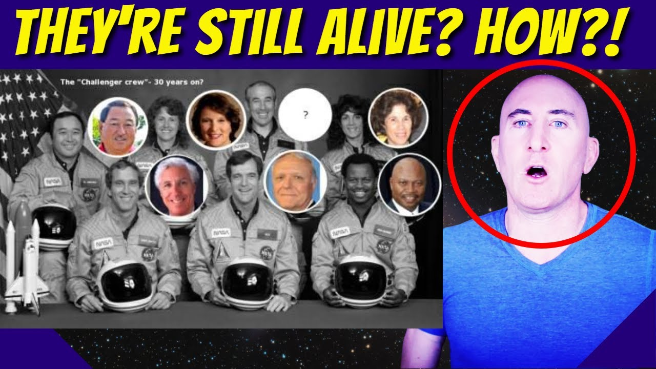 Is The Space Shuttle Challenger Crew Still ALIVE?