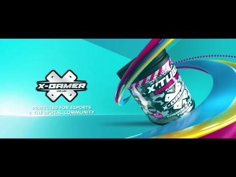 X-Gamer advertisement | by Krom' Arts and Sackboy