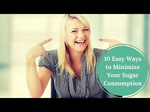 10 Easy Ways to Minimize Your Sugar Consumption