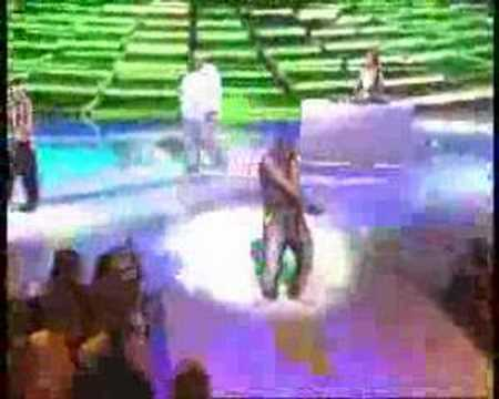 Bob Sinclar - Rock This Party Live! @ NRJ Music Awards 2007