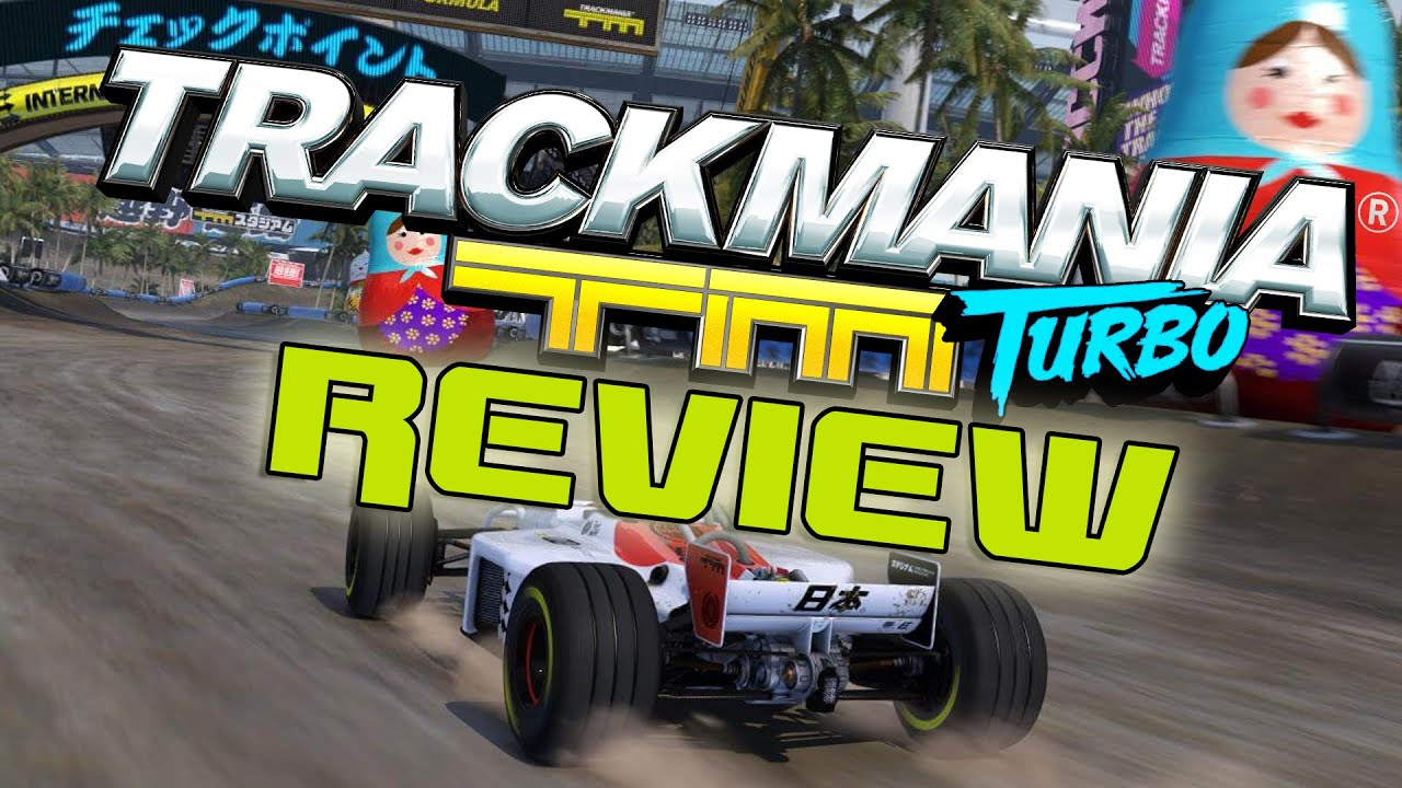 trackmania turbo review ps4 youtube. Black Bedroom Furniture Sets. Home Design Ideas