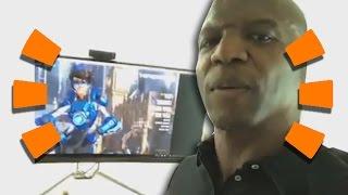Overwatch - Terry Crews Reveal