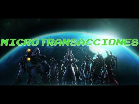 Microtransacciones en StarCraft 2 y el estado de Blizzard