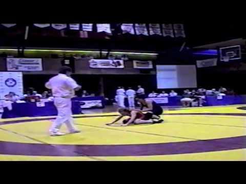 2000 Senior National Championships: 62 kg Final Trish Leibel vs. Tara Hedican