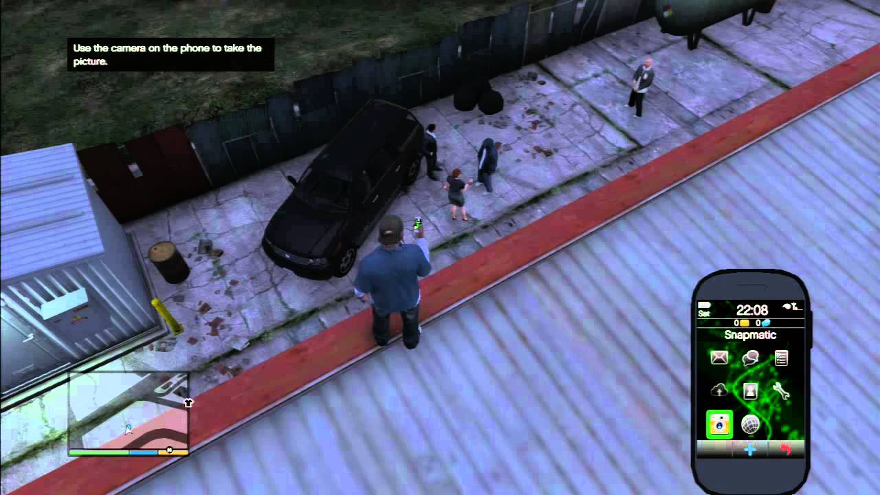 Don Franklin Auto >> GTA V | Franklin | Photo Opportunity | Paparazzo - The Highness - YouTube