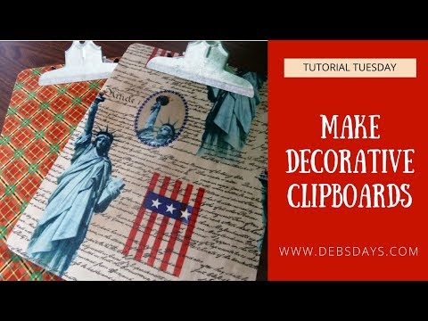 how-to-make-decorative-clipboards-with-fabric---diy-project