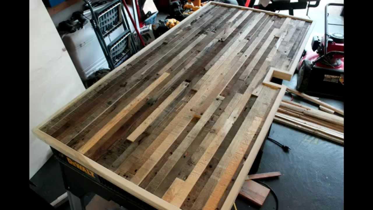 Sit/Stand Desk Scratch Build - Part 2 - YouTube
