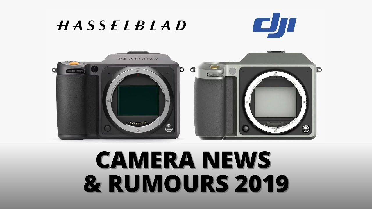DJI Medium Format Leaks? 80MP Canon EOS R? | Camera News and Rumors