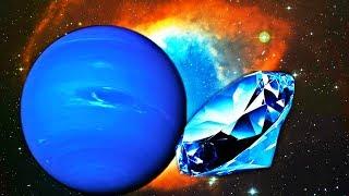 海王星的秘密,其表面覆蓋著鑽石海,上面刮著太陽系內最强的風暴! thumbnail