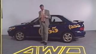 Subaru Sterrenparade promo tape 1997 thumbnail