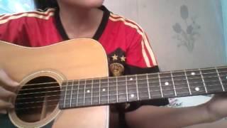 Sa Mạc Tình Yêu - Guitar Cover by Pé Ty