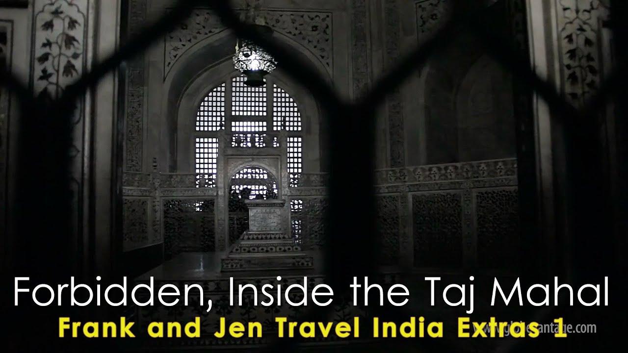 inside taj mahal forbidden video hd frank jen travel india extras 1 youtube. Black Bedroom Furniture Sets. Home Design Ideas