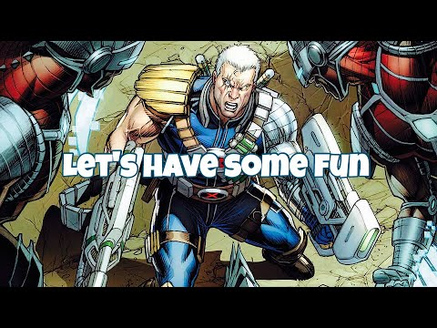 Cable vs Vision Wave Mode | First Look 👀 | Marvel Future Fight