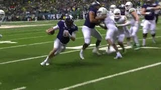 TCU vs. Oregon Highlights (2016 Valero Alamo Bowl) - Triple Overtime Comeback